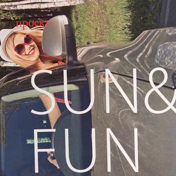 FUN&SUN — фотосессия для журнала «Я ПОКУПАЮ»