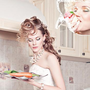 """фотосессия для журнала """"Я ПОКУПАЮ"""" - За кадром [невеста]"""